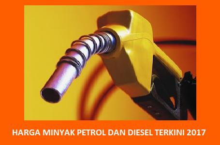 Penetapan Harga Petrol Dan Diesel Secara Mingguan