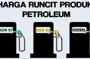 Harga Petrol Dan Diesel Turun Mulai 12 Oktober 2017