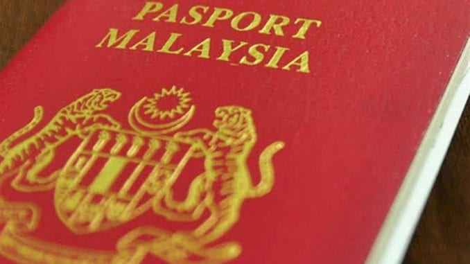 Harga Buat Pasport Malaysia Antarabangsa Terkini